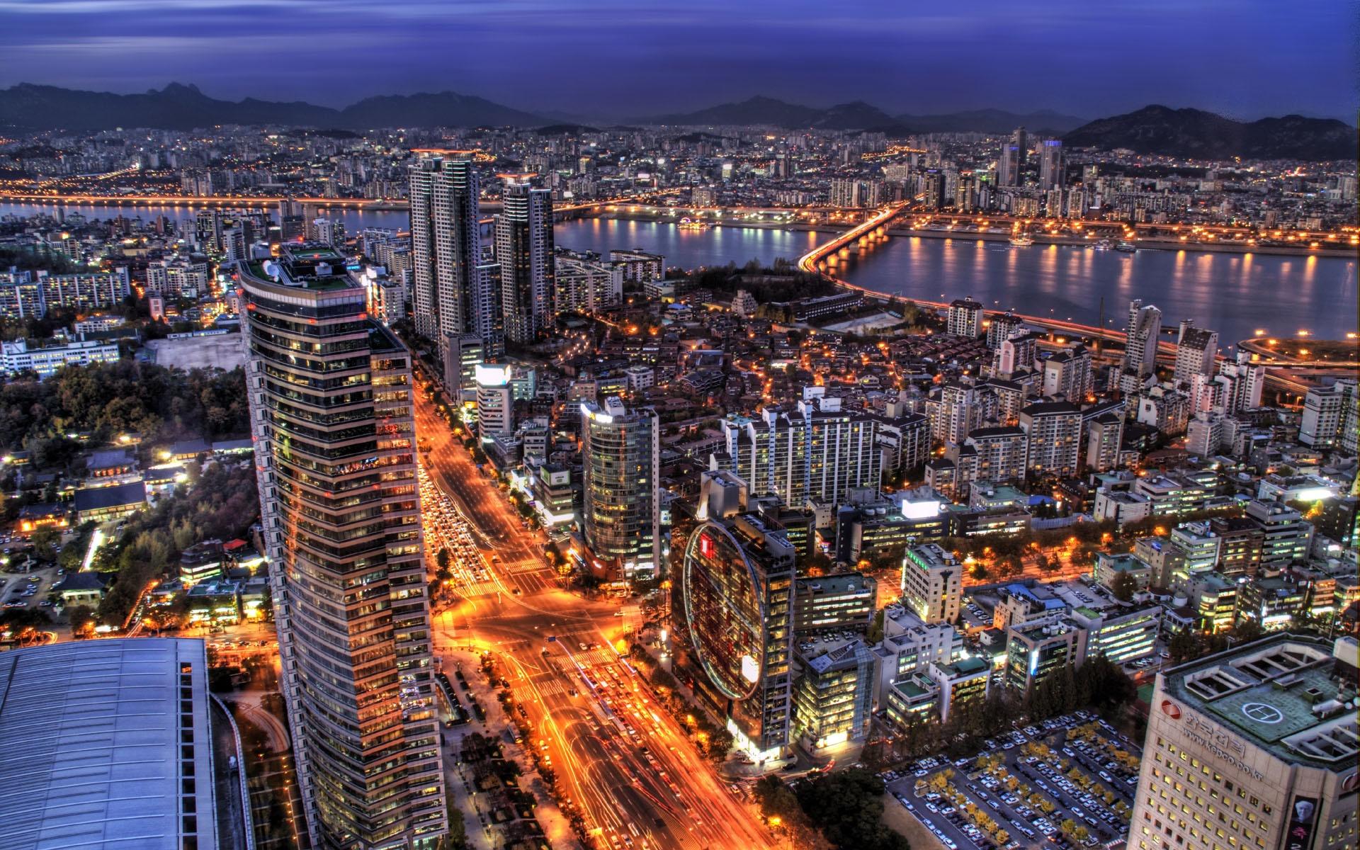 Seoul South Korea Global XNetwork
