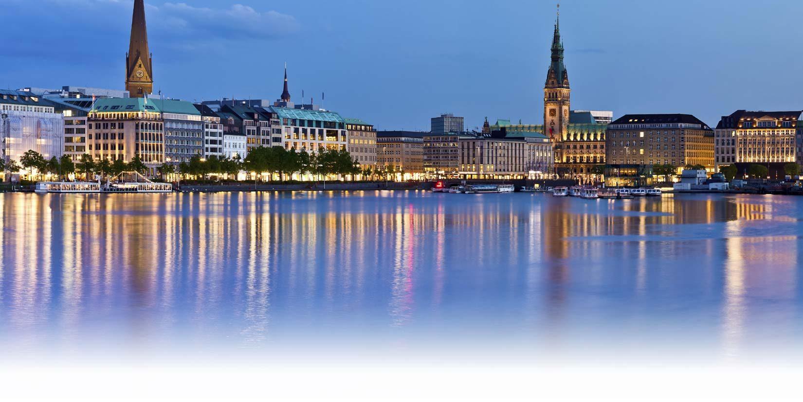 Hamburg, Germany – Global X-Network